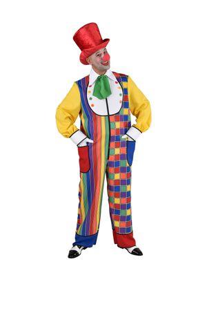 Clown Overall Regenbogen – Bild 1