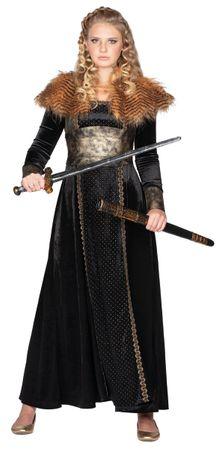 Wikinger Königin Kleid – Bild 1