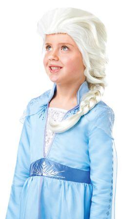 Elsa Frozen 2 Perücke Eiskönigin – Bild 1