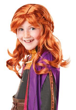 Anna Frozen 2 Perücke