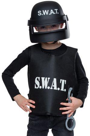 S.W.A.T. Helm Kinder
