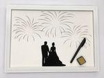 Gästebuch Hochzeit Fingerabdruck 001