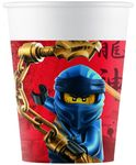 8 Becher Ninjago 001
