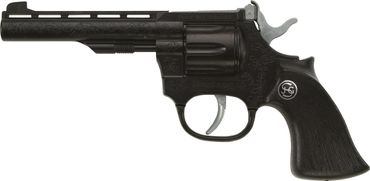 Pistole Mustang 100er Schuss