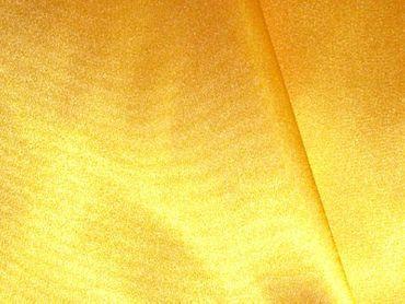 Polyestersatin gelb 150cm