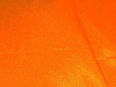 Polyestersatin orange 150cm