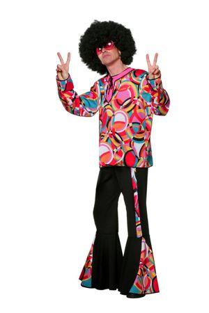 Disco Popart Anzug