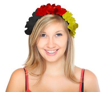Blumen Haarkranz Deutschland