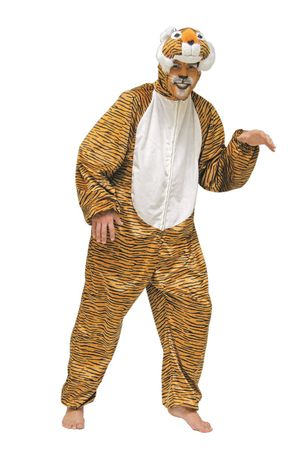 Tiger-Overall