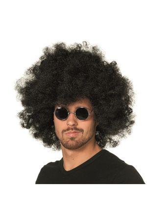 John Lennon-Brille schwarz