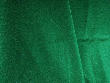 Jersey-Stretch uni dunkelgrün