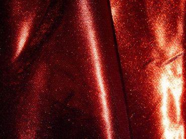 Folien-Jersey uni rot