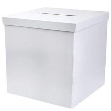 Sammelbox neutral weiß