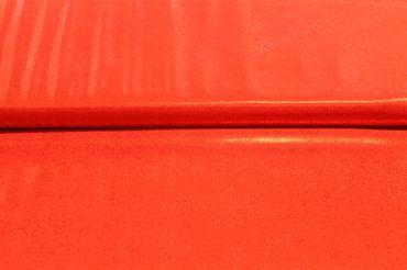 Lycra Luxe Glitter rot – Bild 1