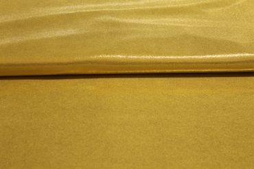 Lycra Luxe Glitter gold – Bild 1