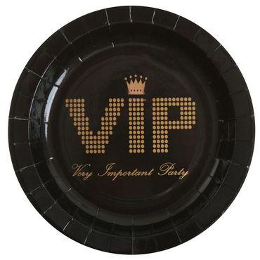 10 Papp-Teller VIP