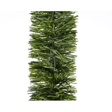 Gras-Girlande grün