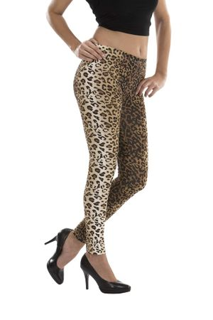 Leggings Leo Look – Bild 1