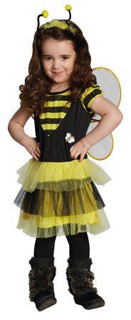 Bienchen-Kleid mit Flügeln – Bild 1