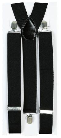 Hosenträger schwarz – Bild 1