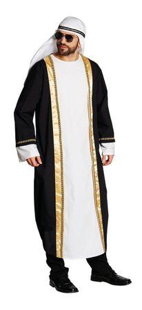 Araber-Gewand mit Kopftuch