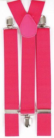 Hosenträger pink – Bild 1