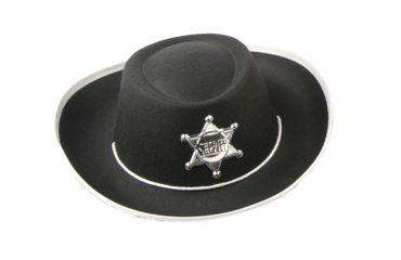 Kinder-Cowboy schwarz