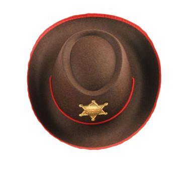 Kinder-Cowboy braun