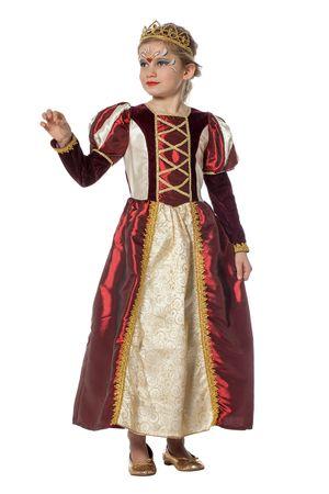 Königin-Kleid – Bild 1