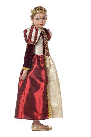 Königin-Kleid – Bild 2