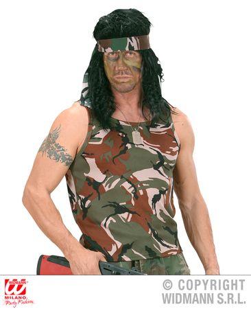 Camouflage Muskelshirt – Bild 1