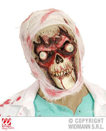 Maske Skinned Anatomy Man – Bild 1