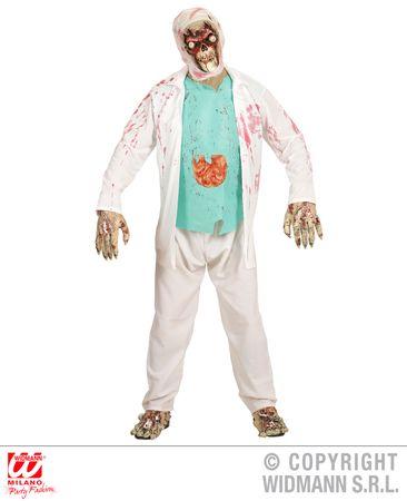 Maske Skinned Anatomy Man – Bild 3