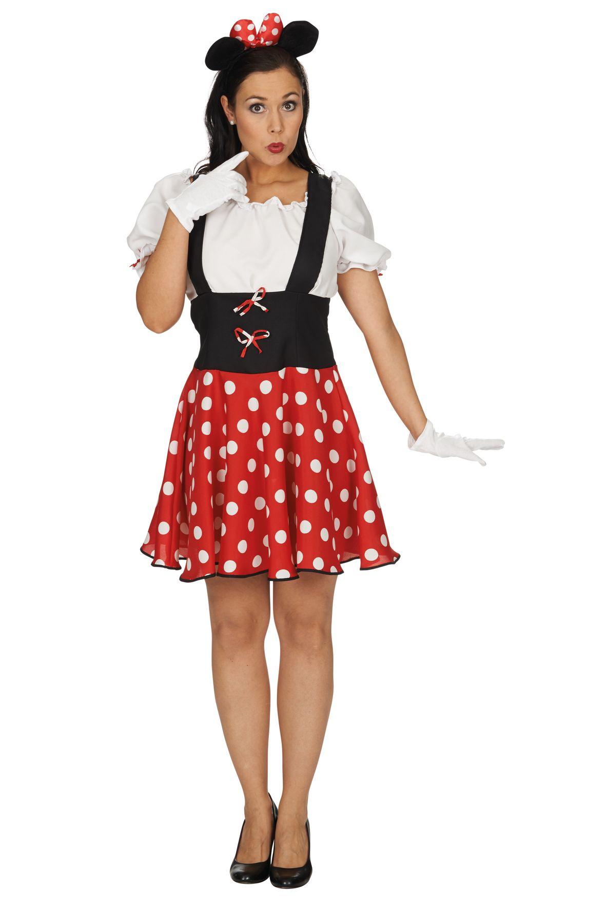 Mäuschen-Kleid bei Party Schlaudt Wiesbaden kaufen