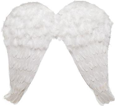 Engelflügel weiß