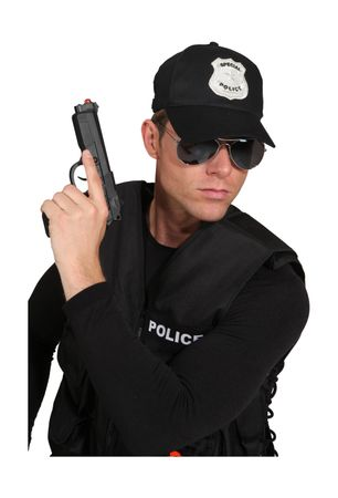 Basecap Police Emblem