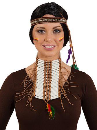 Indianer-Kopfband Kiowa