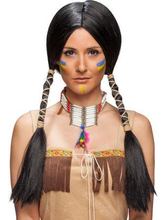 Perücke  Indianerin – Bild 1