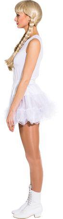 Petticoat 3-lagig weiß – Bild 2