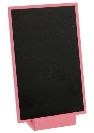Tafel 10 x 15cm rosa – Bild 1