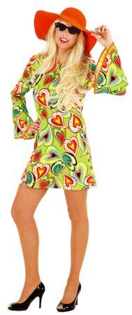 Hippie-Kleid Love – Bild 1