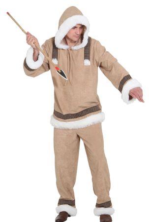 Eskimo-Mann Anzug