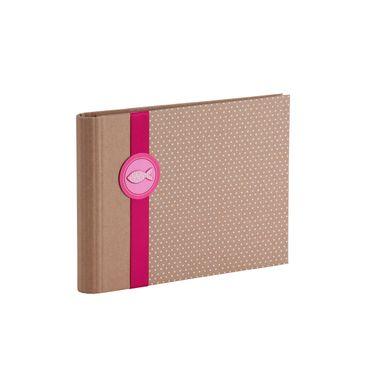 Fotoalbum / Gästebuch Antonia pink