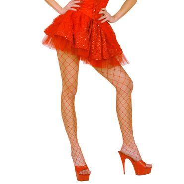 Paillettenrock mit Petticoat rot – Bild 1