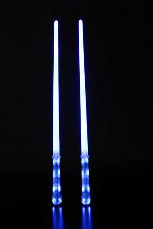 Leuchtschwert blau
