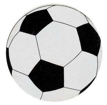 Papp-Konfetti Fußball – Bild 1