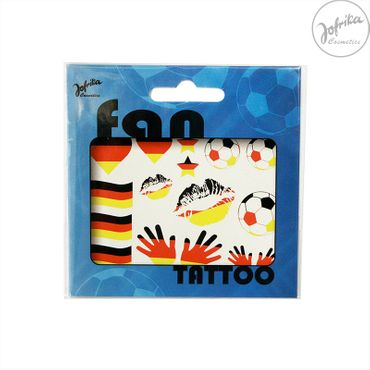 Fan Tattoos Deutschland