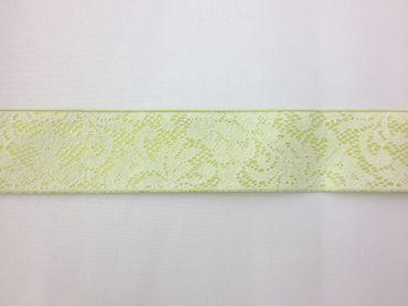 Druckband Spitze18m grün-weiß – Bild 1