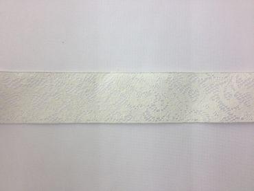 Druckband Spitze 18m weiß – Bild 1