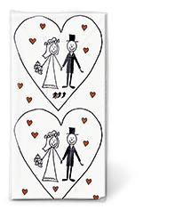 10 Taschentücher Marriage